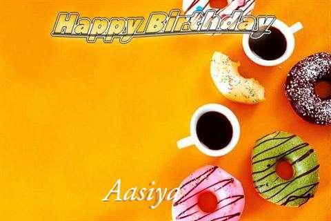 Happy Birthday Aasiya
