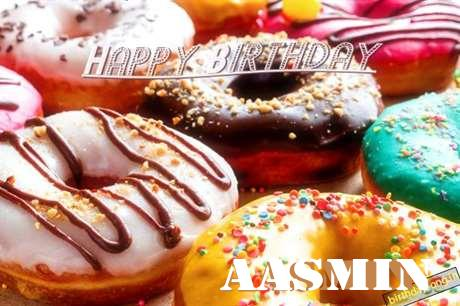 Happy Birthday Cake for Aasmin