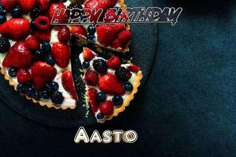 Aasto Birthday Celebration