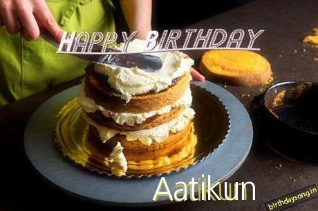 Happy Birthday to You Aatikun