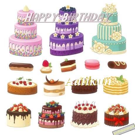 Aatikun Cakes
