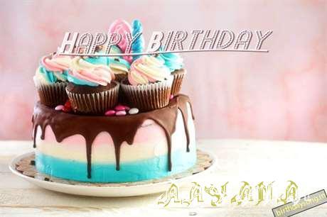 Happy Birthday Aayana