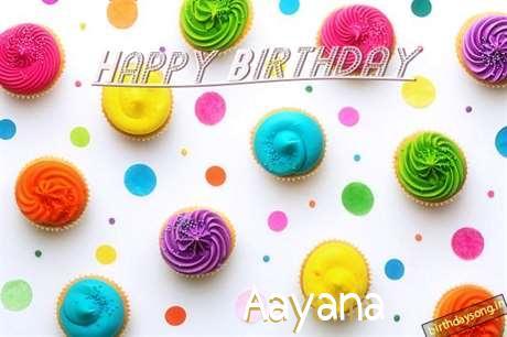 Aayana Cakes