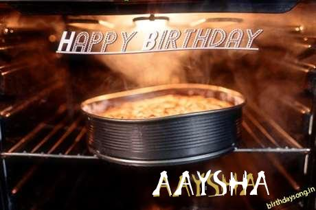 Happy Birthday Aaysha