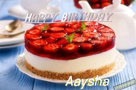 Aaysha Birthday Celebration