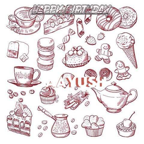 Happy Birthday Wishes for Aayush
