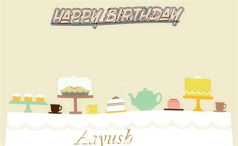 Aayush Cakes
