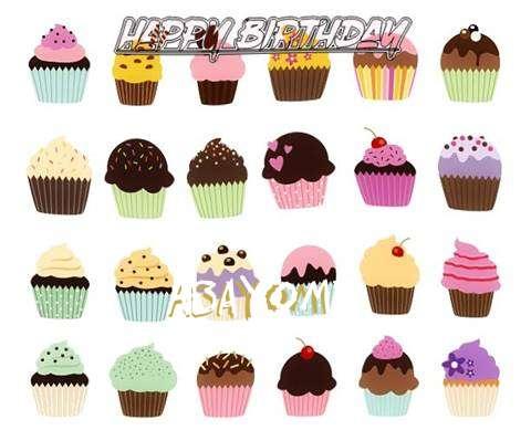Happy Birthday Wishes for Abayomi