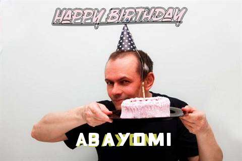 Abayomi Cakes