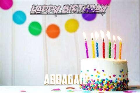 Happy Birthday Cake for Abbagail