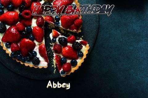 Abbey Birthday Celebration