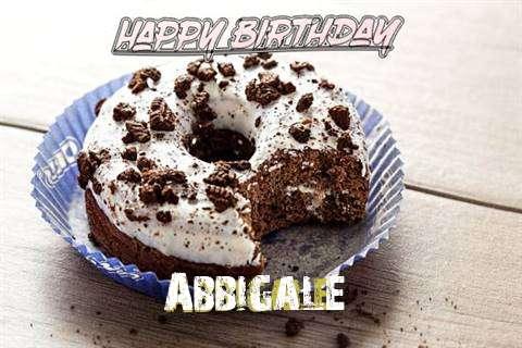 Happy Birthday Abbigale