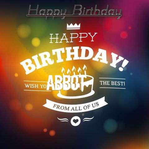 Abbot Birthday Celebration