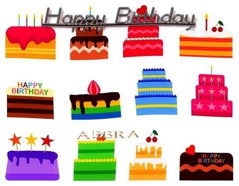 Birthday Images for Abbra