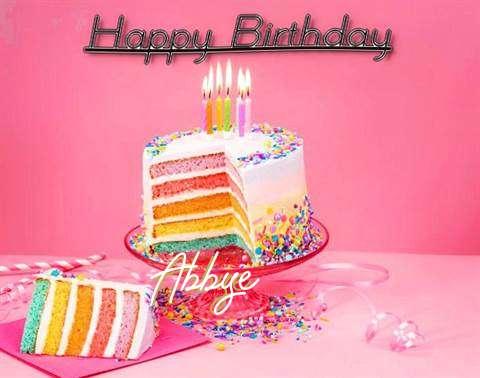 Abbye Birthday Celebration