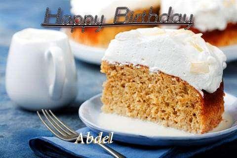 Happy Birthday to You Abdel
