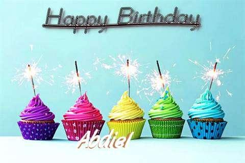 Happy Birthday Abdiel