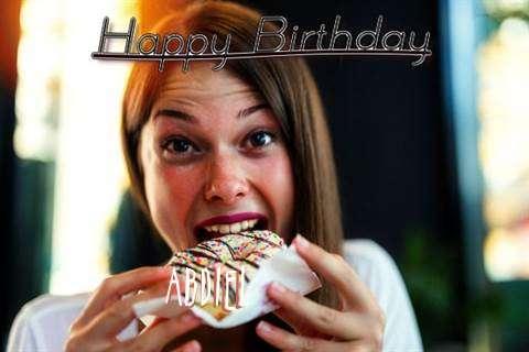 Abdiel Birthday Celebration