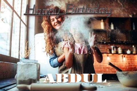 Abdul Birthday Celebration