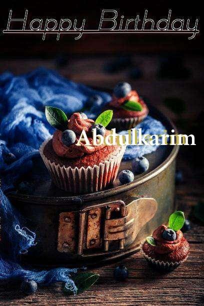 Happy Birthday Abdulkarim