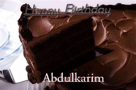 Birthday Wishes with Images of Abdulkarim