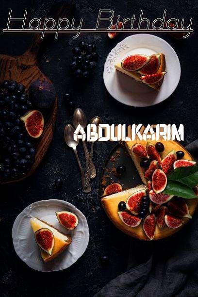Abdulkarim Cakes