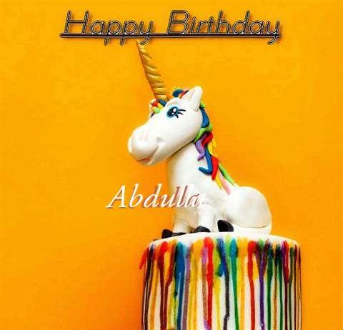 Wish Abdulla