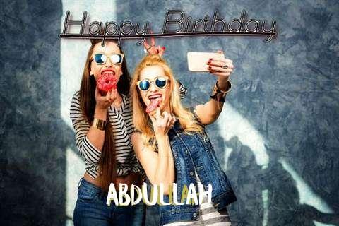 Happy Birthday to You Abdullah