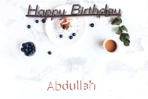 Wish Abdullah