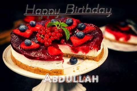 Abdullah Cakes