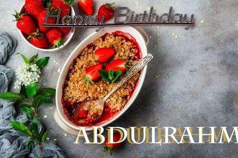 Birthday Images for Abdulrahman