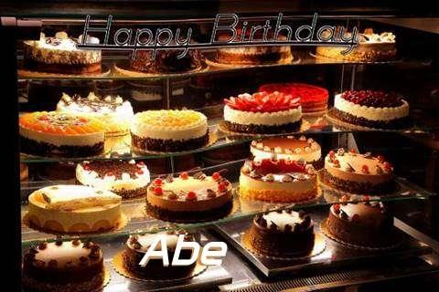 Happy Birthday to You Abe
