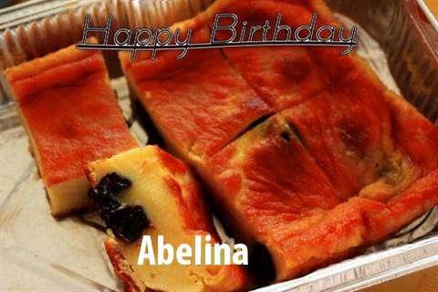 Happy Birthday Cake for Abelina