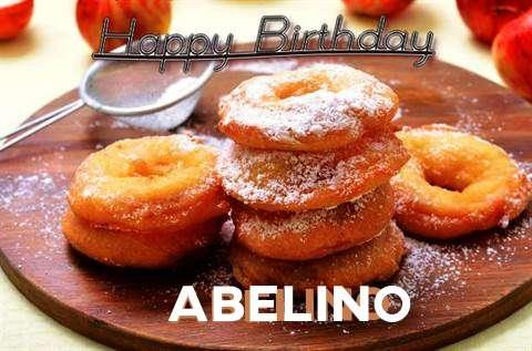 Happy Birthday Wishes for Abelino