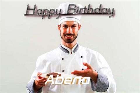 Abena Birthday Celebration