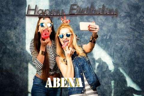 Happy Birthday to You Abena