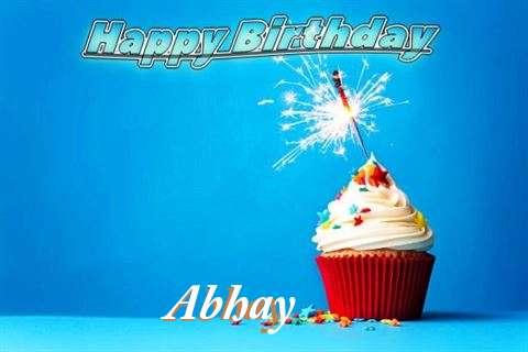 Happy Birthday to You Abhay
