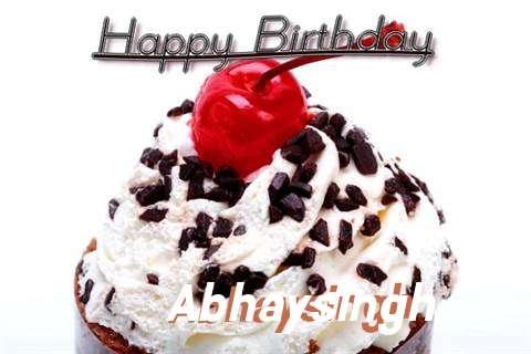 Abhaysingh Birthday Celebration