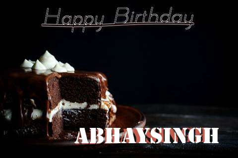 Abhaysingh Cakes
