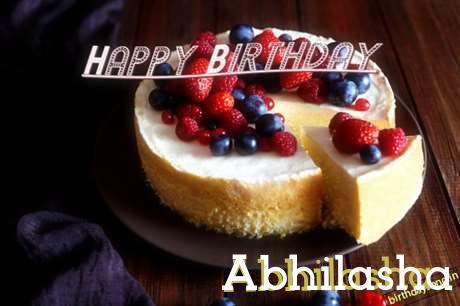 Happy Birthday Wishes for Abhilasha