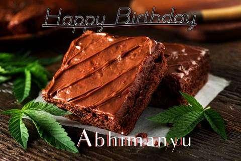Happy Birthday Abhimanyu
