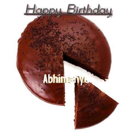 Abhimanyu Birthday Celebration