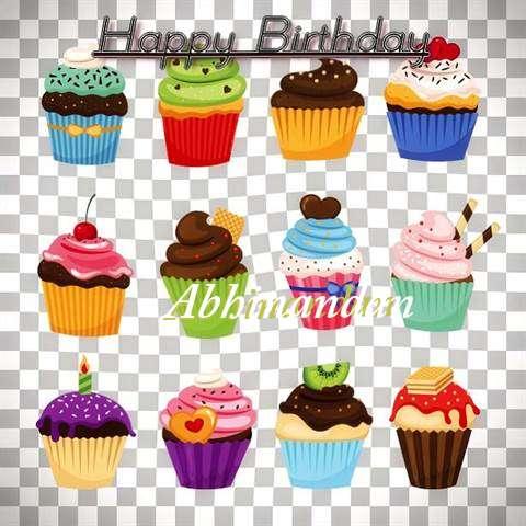 Happy Birthday Wishes for Abhinandan