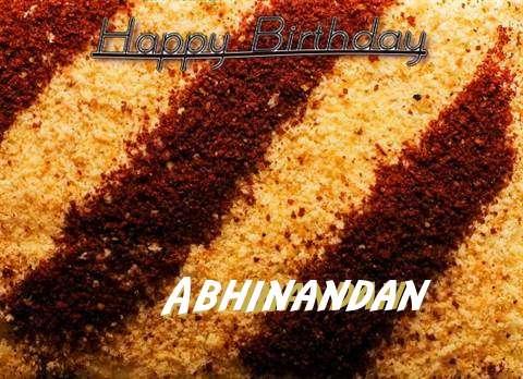 Wish Abhinandan