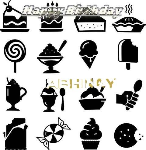 Happy Birthday Abhinay