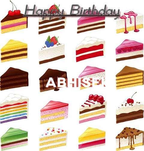 Birthday Images for Abhisek
