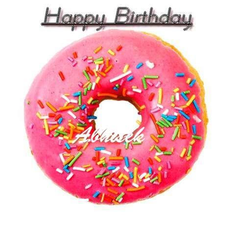 Happy Birthday Wishes for Abhisek