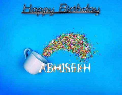 Birthday Images for Abhisekh