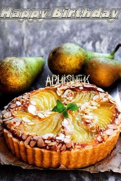Birthday Wishes with Images of Abhishek