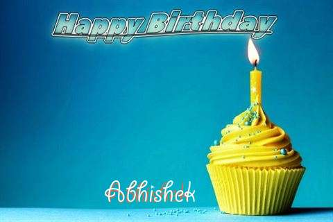 Birthday Images for Abhishek